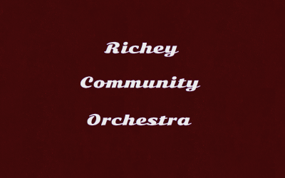 RICHEY COMMUNITY ORCHESTRA