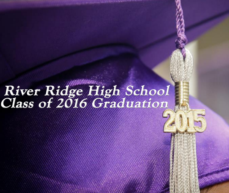 River Ridge High School Graduation